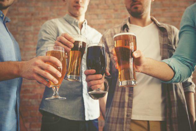 Bier – tapijt