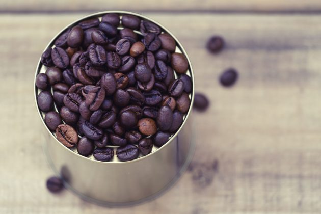 Koffieblik