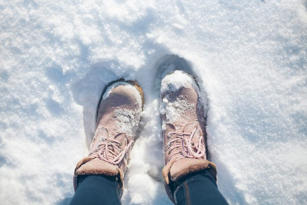 Sneeuw – schoenen