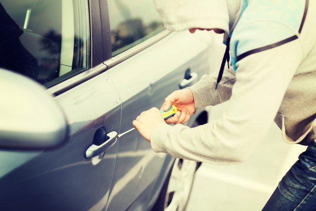 Autodiefstalbeveiliging