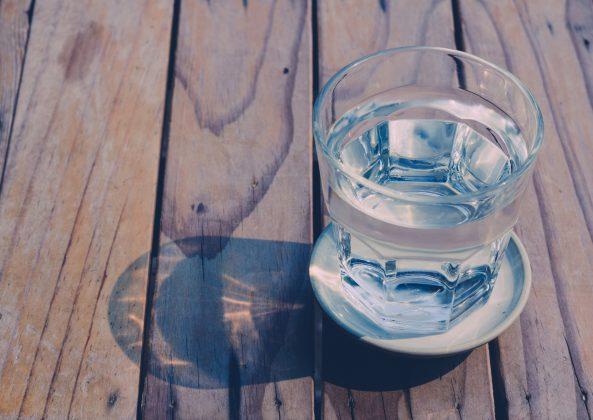 Glas in vaatwasser