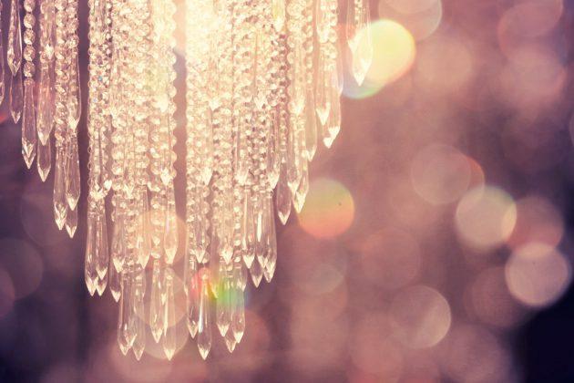 Kristallen luster