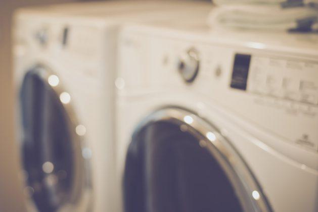 Kalkaanslag in wasmachine