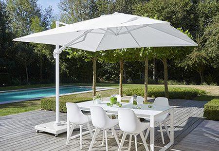 Hoe berg je tuinmeubelen, barbecue en parasol op voor de winter?