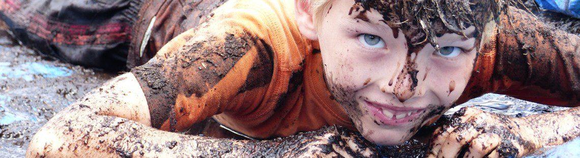 Wat doe je met moddervlekken?