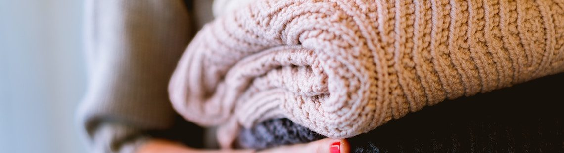 Zo houd je je trui vrij van pluisjes
