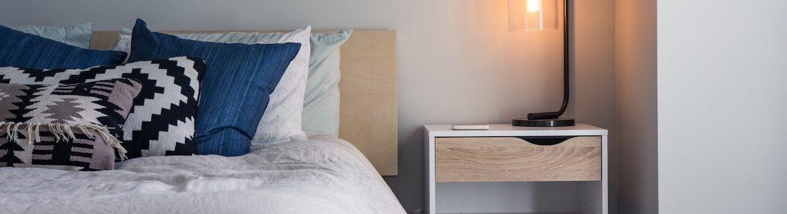 Zo houd je je slaapkamer ordelijk én gezond