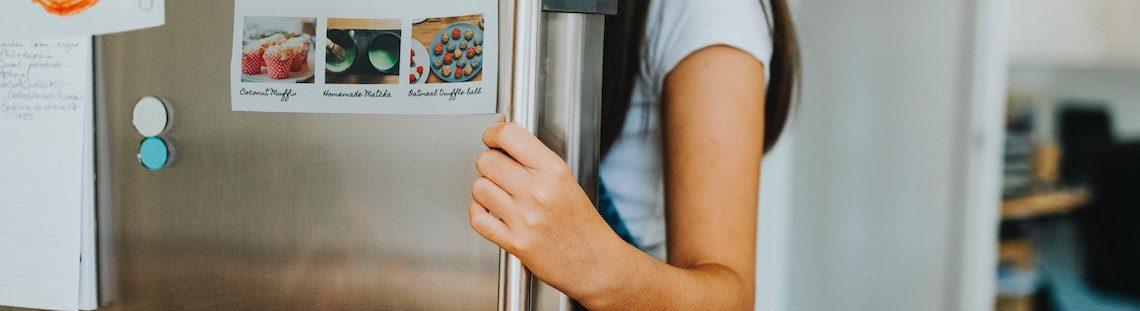 Weg met geurtjes in de koelkast en diepvriezer!