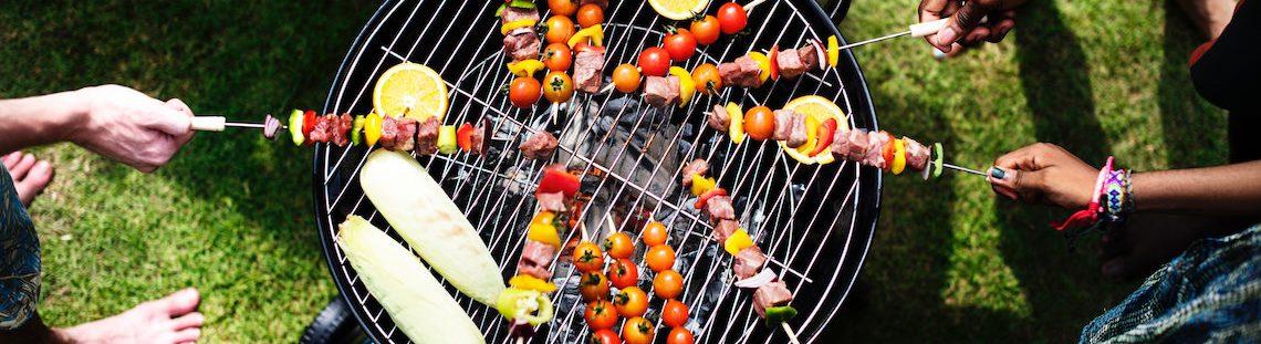 De barbecue schoonmaken? Zo doe je het