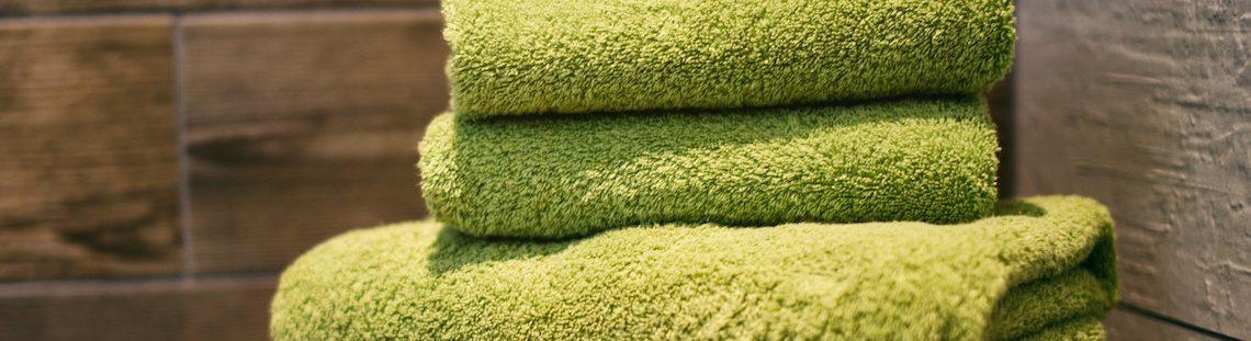 Hoe vaak moet je een handdoek wassen?