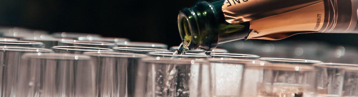 Hoe houd je de bubbels in je champagne of cava?