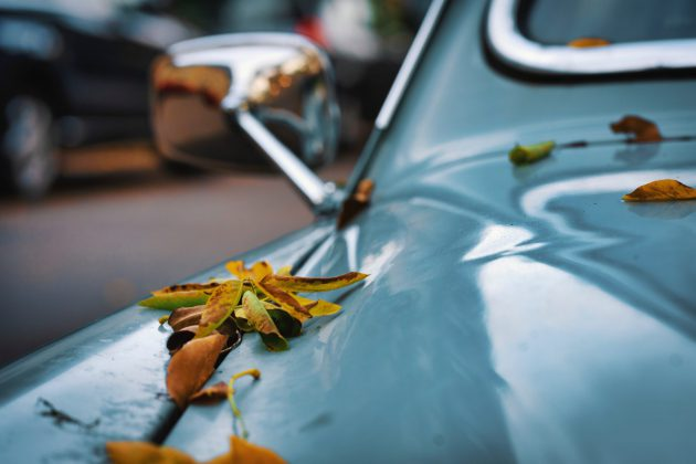 Auto – motorkap